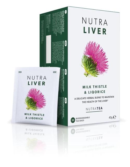Nutra Tea NutraLiver - 20 tea bags