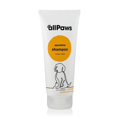 allPaws Sensitive Pet Shampoo (Scent Free) - 200ml