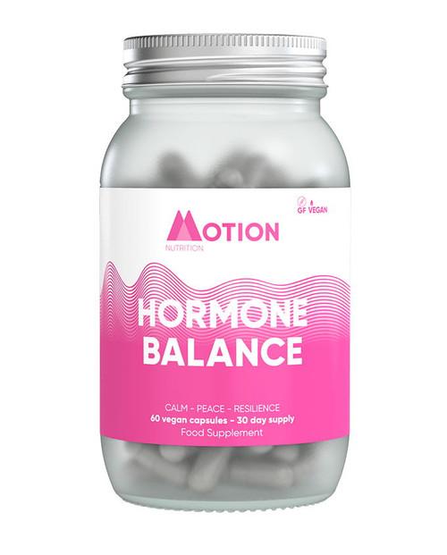 Motion Nutrition Hormone Balance - 60 capsules