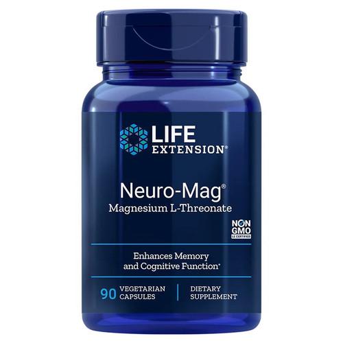 Life Extension Neuro-Mag Magnesium L-Threonate - 90 capsules