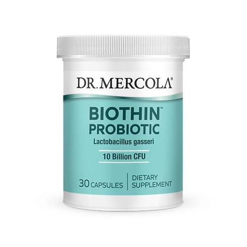Dr Mercola Biothin Probiotic - 30 capsules