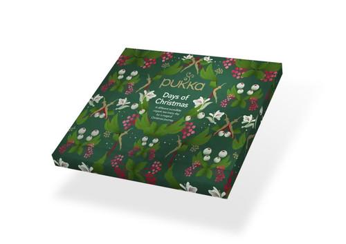Pukka Days of Christmas Advent Calendar - 24 tea sachets