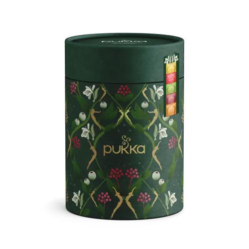 Pukka Festive Collection Tube - 30 tea sachets