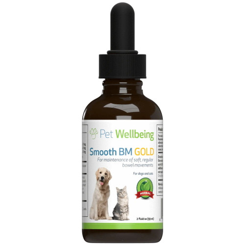 Pet Wellbeing Smooth BM Gold for Cats and Dogs  - 59ml