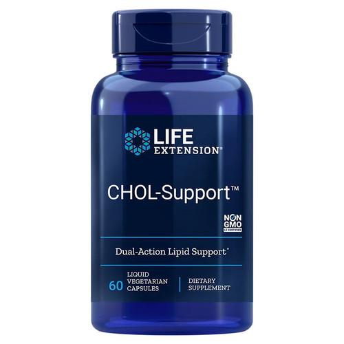 Life Extension CHOL-Support - 60 liquid capsules