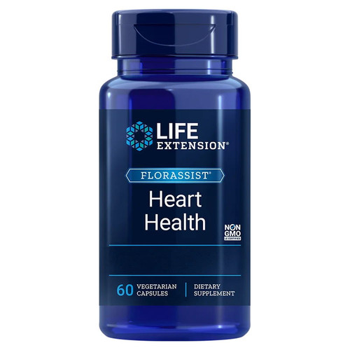 Life Extension FLORASSIST Heart Health - 60 capsules