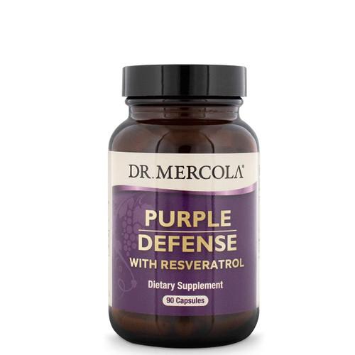 Dr Mercola Purple Defence - 90 capsules