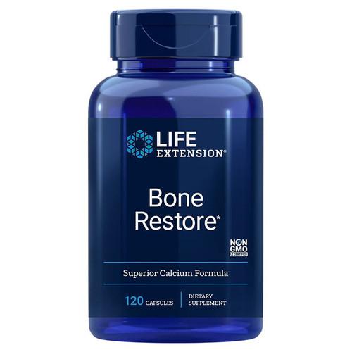 Life Extension Bone Restore - 120 capsules