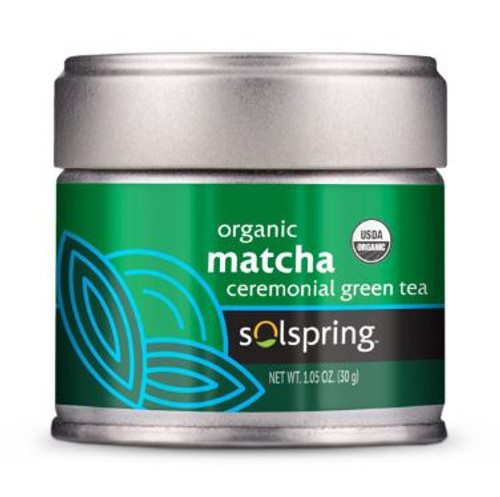 Dr Mercola Sol Spring Royal Matcha Green Tea - 30g