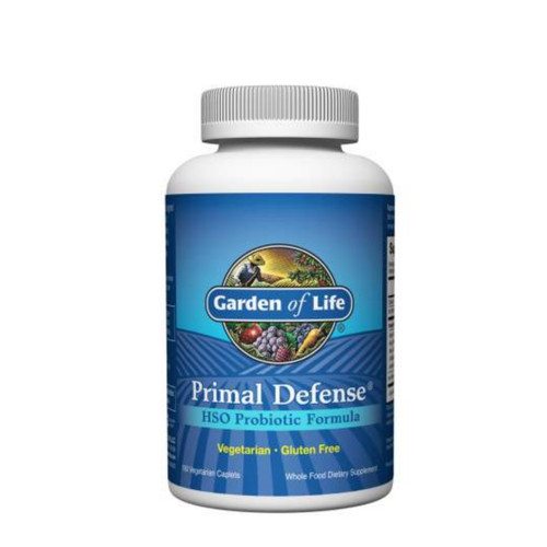 Garden of Life Primal Defense Probiotic - 180 vegcapsules