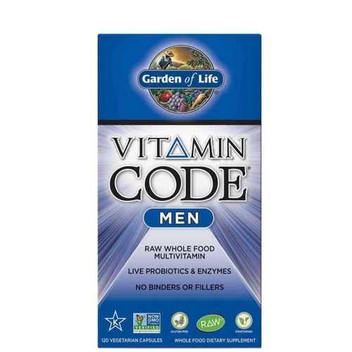 Garden of Life Vitamin Code Men - 120 capsules