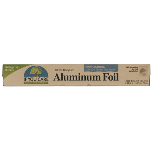 If You Care Recycled Aluminium Foil - 10.07m