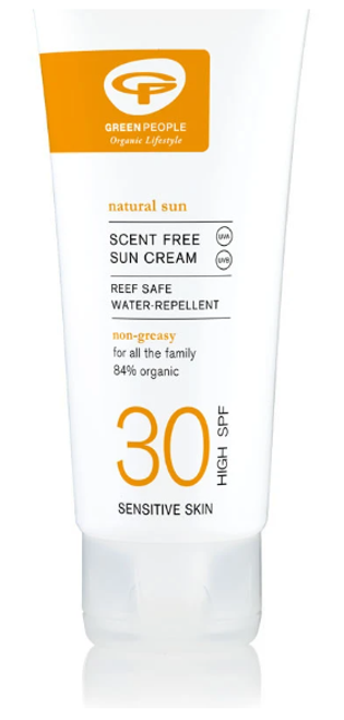 Green People Sun Lotion SPF30  High SPF - 200ml