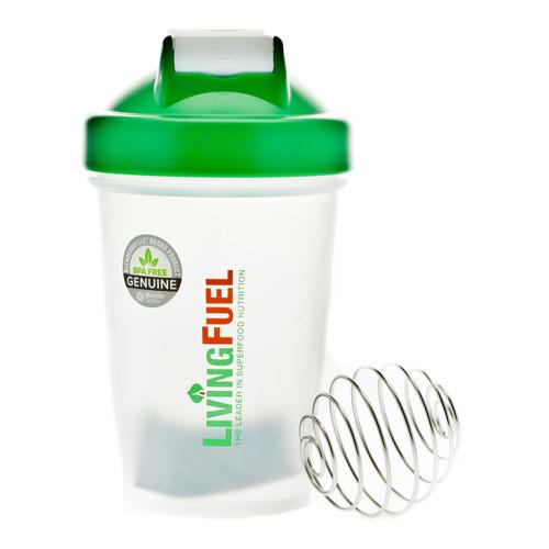 Living Fuel Mini Blender Bottle Green - 568ml