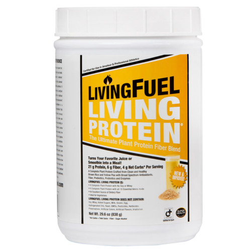 Living Fuel Living Protein - 839g