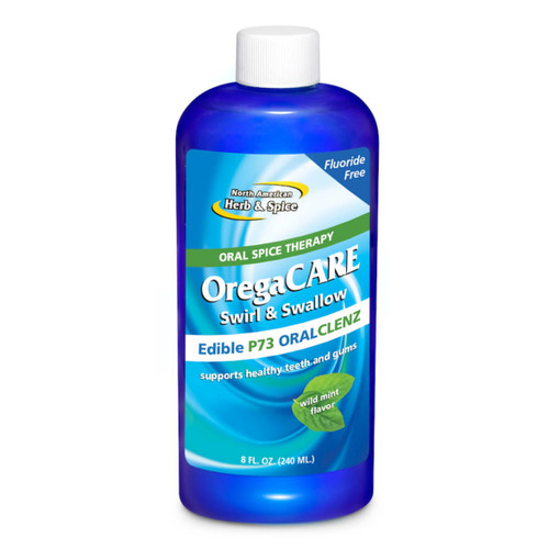 North American Herb OregaCare Swirl & Swallow Mouthwash - 240ml
