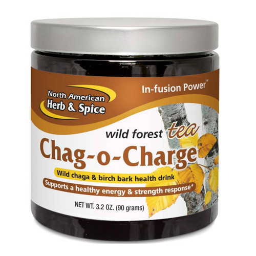North American Herb & Spice Chag-o-Charge Tea (Drink Mix) - 90g