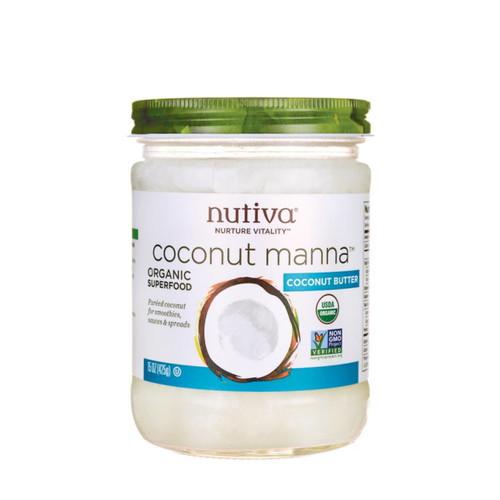 Nutiva Organic Coconut Manna - 425g
