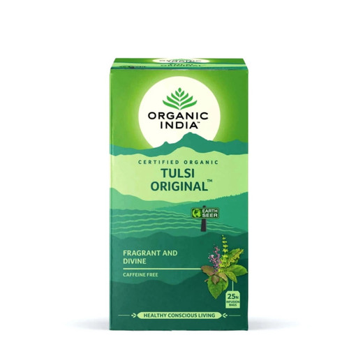 Organic India Original Tulsi Tea - 25 Teabags
