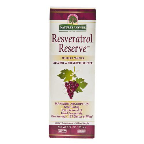 Nature's Answer Resveratrol Reserve - 150ml