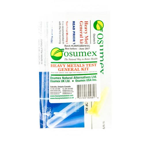 Osumex Heavy Metal Test Kit - General Kit