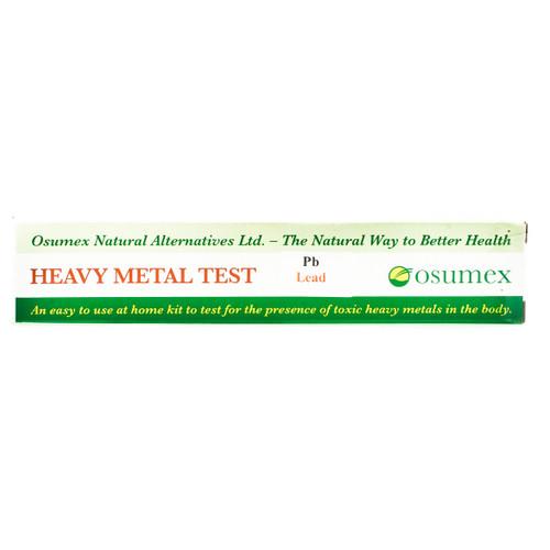 Osumex Heavy Metal Test Kit - Lead