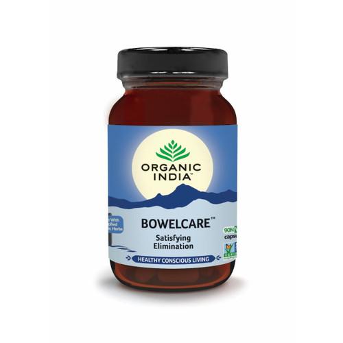Organic India Bowel Care - 90 capsules
