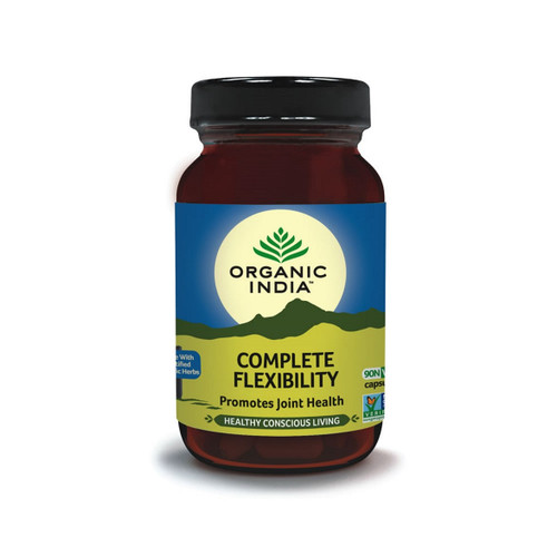 Organic India Complete Flexibility - 90 capsules