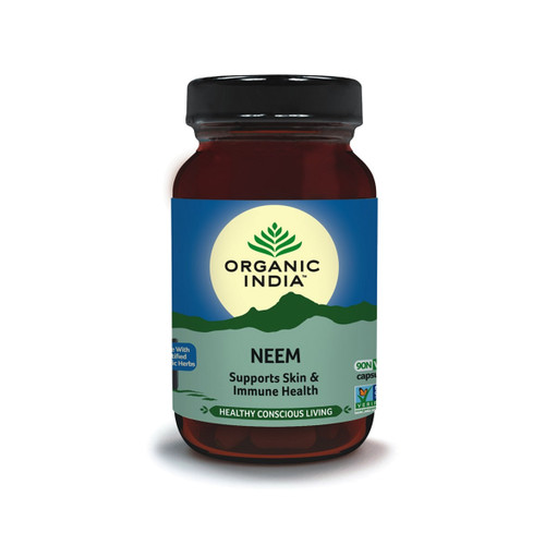 Organic India Neem - 90 capsules