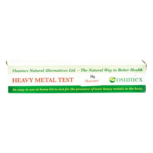 Osumex Heavy Metal Test Kit - Mercury