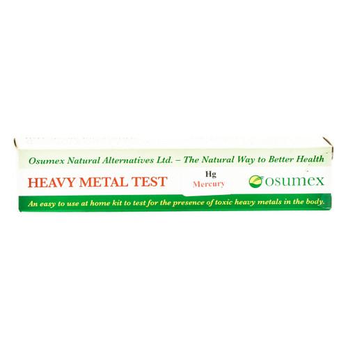 Osumex Heavy Metal Test Kit - Mercury