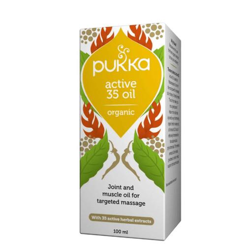 Pukka Active 35 Oil - 100ml