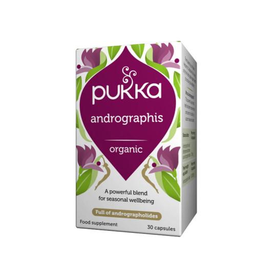 Pukka Organic Andrographis - 30 capsules