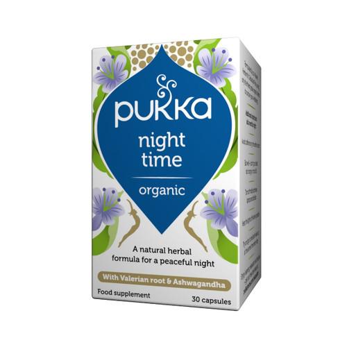 Pukka Organic Night Time - 30 capsules