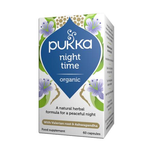 Pukka Organic Night Time - 60 capsules