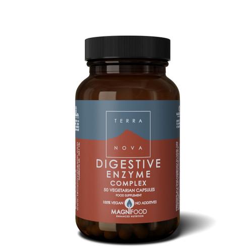 Terranova Digestive Enzyme - 50 capsules