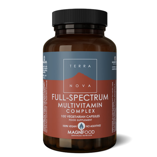Terranova Full Spectrum Multivitamin Complex - 100capsules