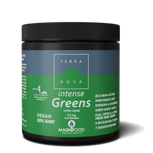 Terranova Intense Greens Super Shake - 224g