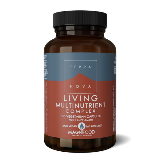 Terranova Living Multinutrient - 100 capsules