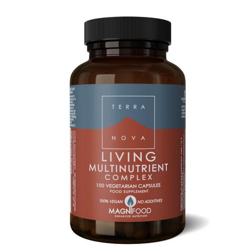 Terranova Living Multinutrient - 100 capsules
