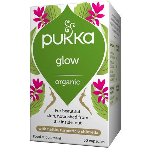 Pukka Organic Glow - 30 capsules