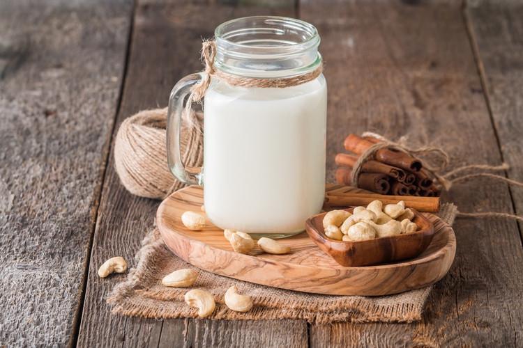 Homemade Cashew Nut Mylk