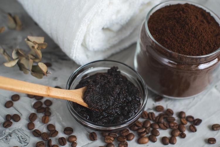 Whole Body Exfoliator - Eco Friendly Coffee & Coconut Scrub