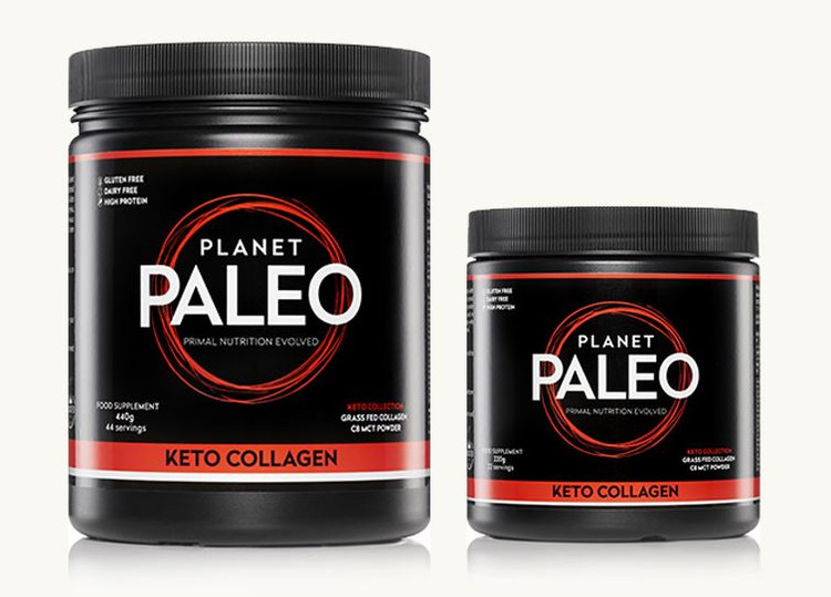 Product Review - Planet Paleo Keto Collagen