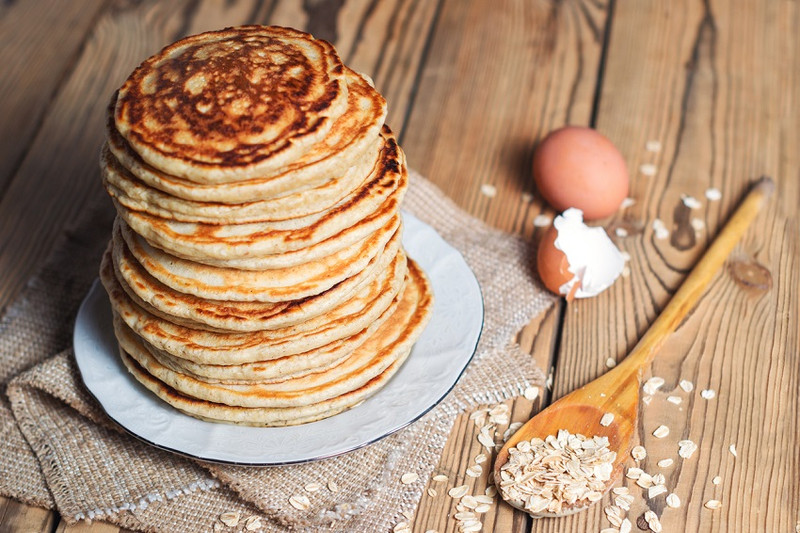 Evolution Organics Protein Pancake