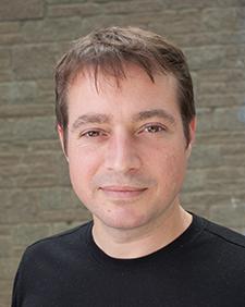 Portrait photo of Jon Webb