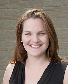 Portrait photo of Marie-Eve Maitland