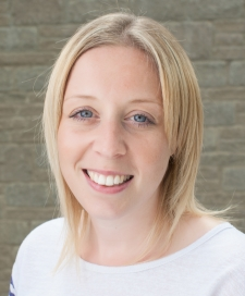 Portrait photo of Rebecca Hamilton