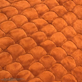 Pirarucu ( Arapaima)  Saddle Tan Matte -  XL