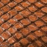 Pirarucu (Arapaima) Kango Tabac Glazed-  XL